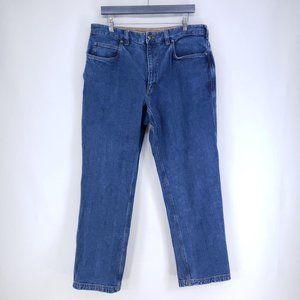 Duluth Flex Ballroom Jeans Mens Size 36x31